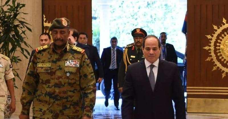 رئيس المجلس السيادي السوداني عبدالفتاح البرهان يزور القاهرة اليوم