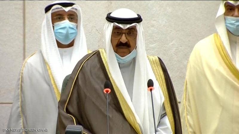 معلومات عن ولي عهد الكويت الشيخ مشعل الأحمد