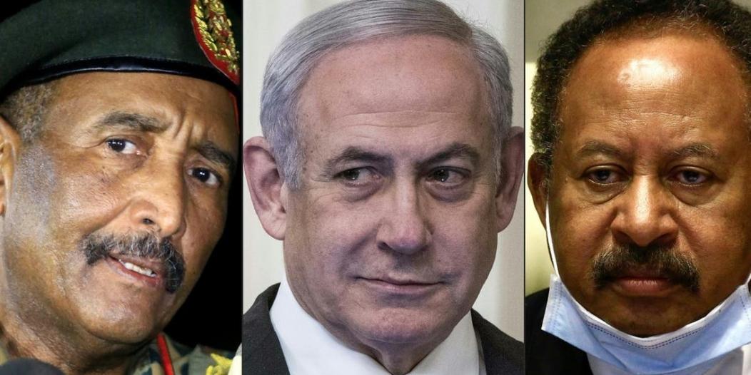 السودان يكشف مستجدات اتفاق إسرائيل والقائمة السوداء