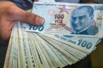 الليرة التركية تهبط لتسجل مستوى قياسيًا جديدًا