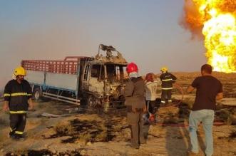 فيديو.. مقتل وإصابة 53 بانفجار خط أنابيب غاز في العراق - المواطن