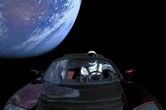 مركبة تسلا تقترب من المريخ لأول مرة - المواطن
