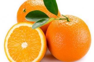 كم سعره حرارية بالبرتقال