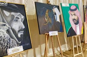 19 فناناً وفنانة يشاركون بـ50 لوحة في مزاد حفر الباطن للإبل - المواطن