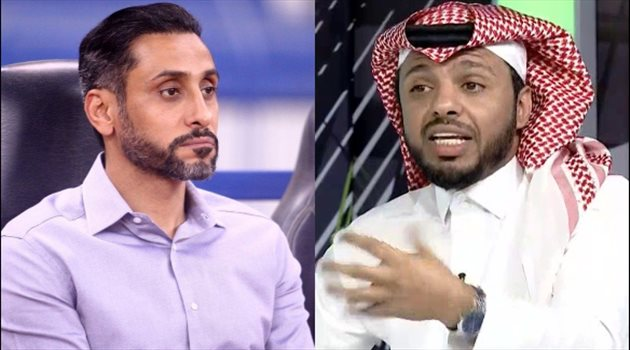المريسل يثير الجدل بسؤال لـ سامي الجابر بعد اعتذاره