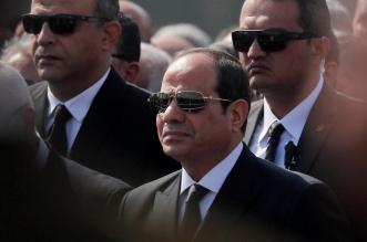 السيسي: لا مصالحة مع من يريد هدم مصر أو تشريد شعبها - المواطن