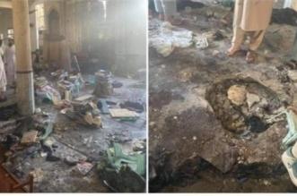 38 قتيلاً وجريحاً بانفجار قنبلة داخل مدرسة في باكستان - المواطن