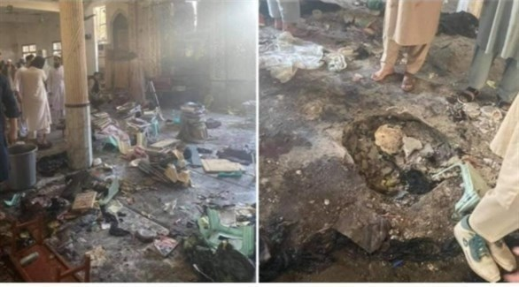38 قتيلاً وجريحاً بانفجار قنبلة داخل مدرسة في باكستان