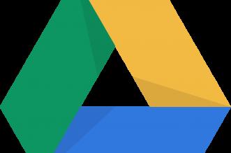 تسجيل الدخول google drive