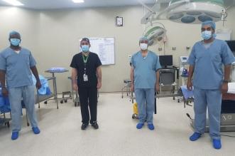 عملية نادرة لاستبدال مفصل عظمة الزند لمريض في النماص - المواطن