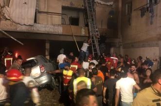 4 قتلى و20 جريحًا في انفجار بيروت الجديد وكشف سبب الحادث - المواطن