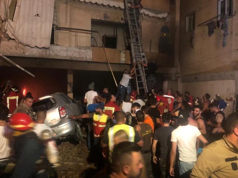 4 قتلى و20 جريحًا في انفجار بيروت الجديد وكشف سبب الحادث