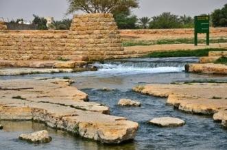 السد الحجري بُني قبل 700 عام جنوب الرياض.. هذه قصته - المواطن