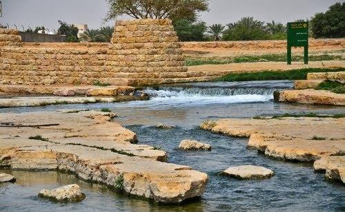 السد الحجري بُني قبل 700 عام جنوب الرياض.. هذه قصته