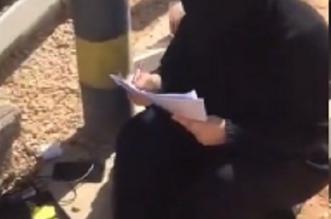 الكهرباء تعلق على مقطع معلمة تمد الكهرباء عبر محول بعرعر - المواطن