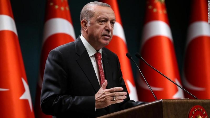 CNN: أردوغان يصل لطريق مسدود بسبب سياسته العدوانية