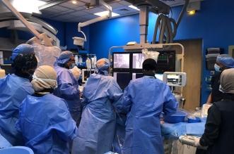 مركز القلب بتخصصي تبوك ينجح باستبدال صمام عن طريق القسطرة - المواطن