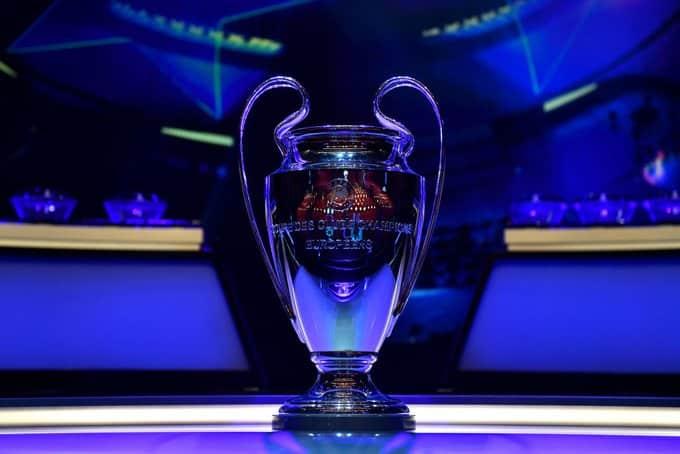نتائج قرعة دوري أبطال أوروبا 2021