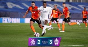 الـVAR يُعاقب ريال مدريد ويسقط أمام شاختار بثلاثية