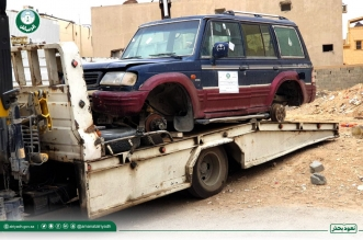 رفع 2492 مركبة مهملة وإشعار 3437 أخرى بالإزالة في الرياض - المواطن