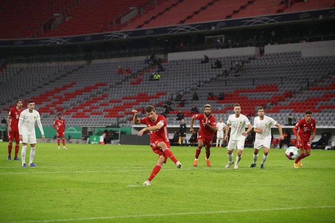 مباراة بايرن ميونخ ودورين
