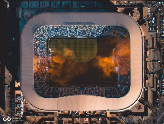 حساب النصر يعلق على السيطرة على ملعب الجامعة لـ 10 سنوات