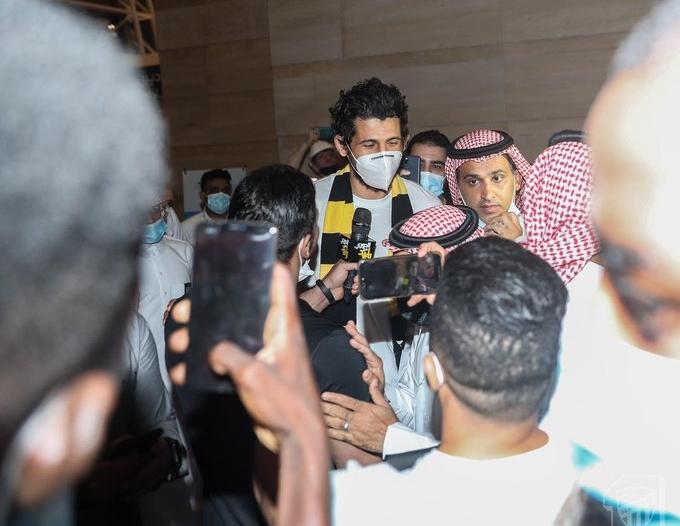 أحمد حجازي يكشف من أقنعه بالانضمام لـ الاتحاد ؟