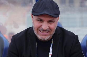 نور الدين بن زكري قبل مباراة الشباب