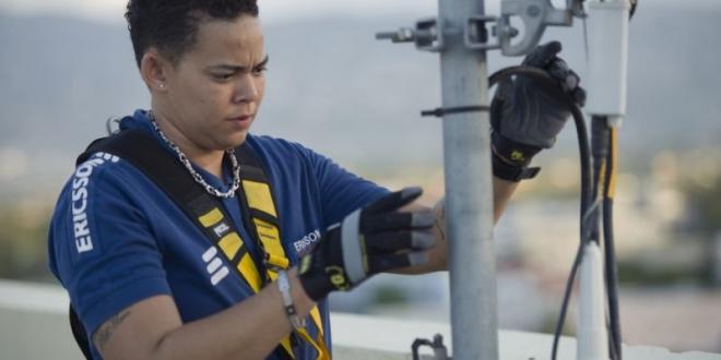 صورة إريكسون تشارك في تطوير شبكة 5G في السعودية