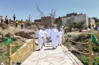 تركي بن طلال يوجه بإعادة تأهيل وتطوير قرية زبنة التراثية - المواطن