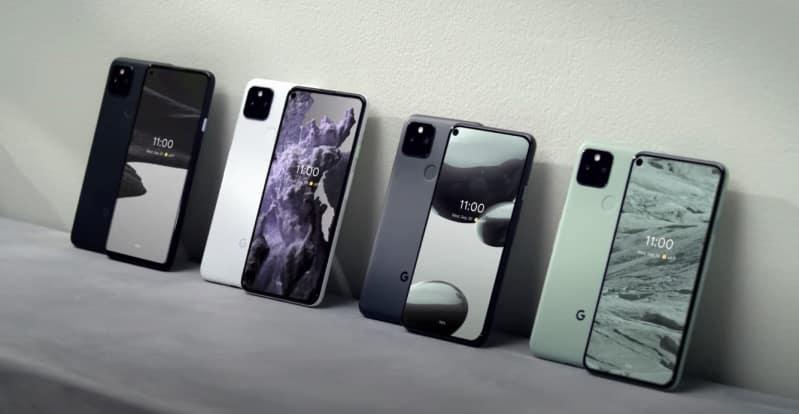 سعر Pixel 5 أحدث هواتف جوجل بتقنية الجيل الخامس 5G