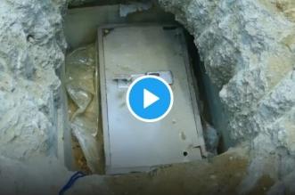 فيديو.. هكذا أخفى المتهمون في قضايا الفساد الأموال تحت الأرض - المواطن