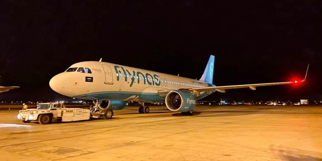 طيران ناس يتسلّم طائرته التاسعة من طراز إيرباص A320neo