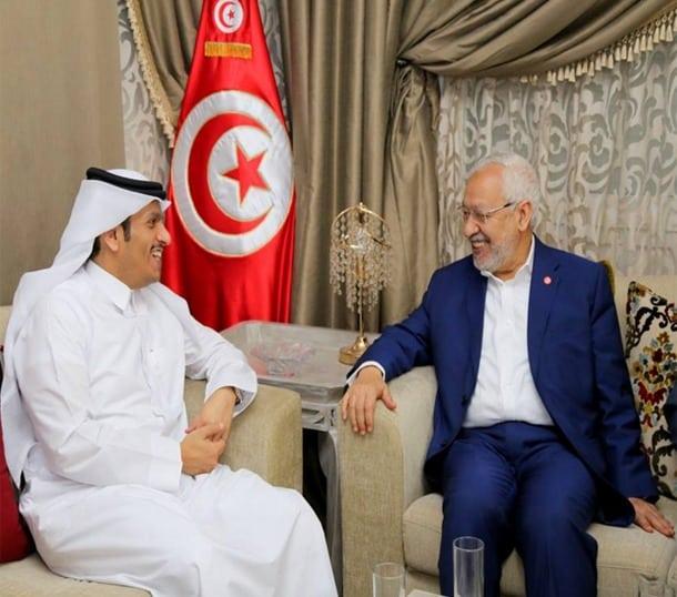 قطر تسيطر على البنوك التونسية لتمرير تمويل الإرهاب! - المواطن