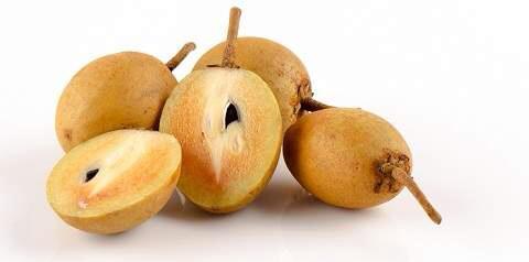 7 فوائد طبية لفاكهة الـ شيكو