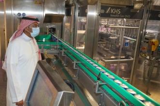 الخريف يقف على تجهيزات 3 مدن صناعية في جدة ويتفقد خطوط الإنتاج - المواطن