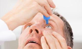 قطرة النظر الشيخوخي