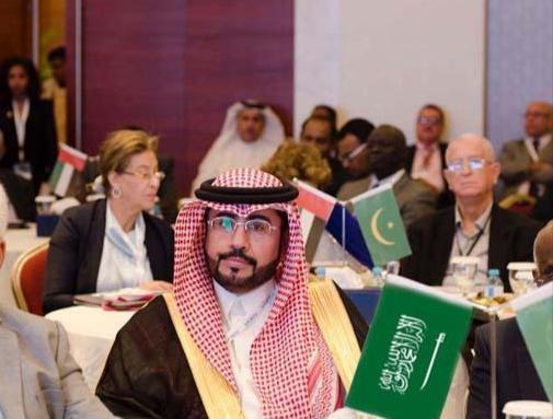 الضاحي رئيسًا للاستثمار في المركز الدولي للشراكة الإستراتيجية