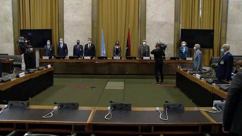اتفاق جنيف يحطم أطماع أردوغان في ليبيا