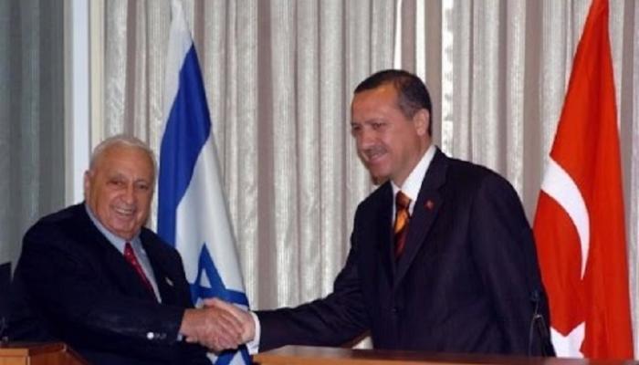 أردوغان اسرائيل اردوغان