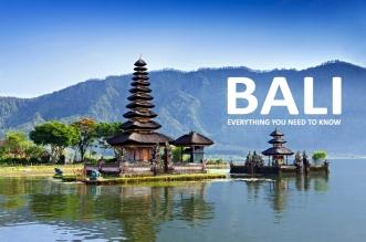 الاماكن السياحية في بالي