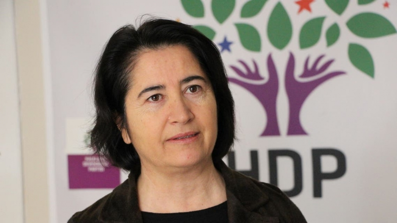 نائبة معارضة تهاجم أردوغان: سياسة حكومته تغذي الحروب