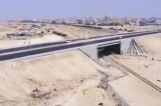 فيديو.. النقل تفتتح جسر مدخل الهفوف الغربي بالأحساء - المواطن