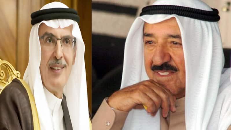 بدر بن عبدالمحسن يرثي أمير الكويت: يحسن عزانا في صُباح المحبة
