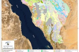 المساحة الجيولوجية: برنامج لمسح 600 ألف كم مربع من الدرع العربي - المواطن