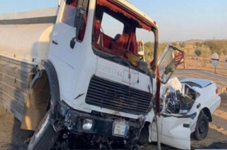 وفاة مواطن وإصابة آخر بتصادم على طريق كلاخ الطائف.. والأهالي: أوقفوا نزيف الدماء - المواطن