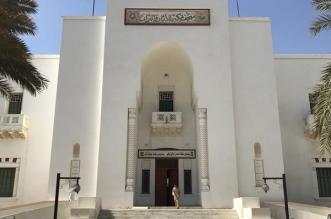 مشاهد من داخل قصر الزاهر الذي أمر المؤسس ببنائه لإقامة ضيوف الدولة - المواطن