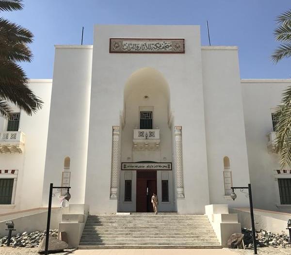 مشاهد من داخل قصر الزاهر الذي أمر المؤسس ببنائه لإقامة ضيوف الدولة