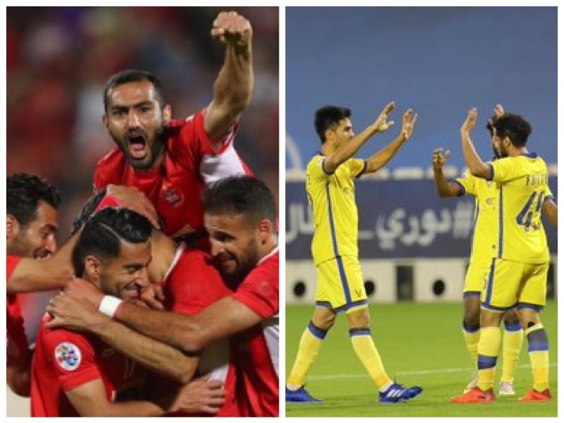 موعد مباراة النصر وبيرسبوليس الإيراني