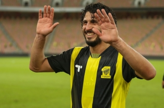 أحمد حجازي لاعب الاتحاد